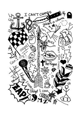 zourry tattoos