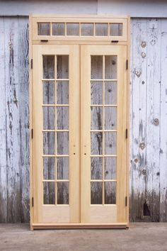 Bespoke Internal Oak French Door With Side And Top Lights . Sliding French Doors Open Out Onto The Back Patio For . Home Design Ideas Narrow French Doors, Upvc French Doors, French Doors Patio, Patio Doors, Double Doors, Interior Barn Doors, Exterior Doors, Interior And Exterior, Interior French Doors