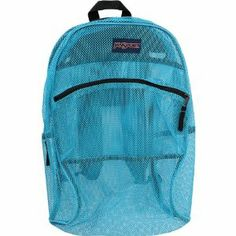 JanSport® Mesh Backpack - Purple. More at http://backpacksnbags ...