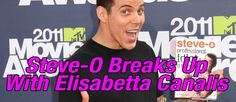 Perhaps the only thing more surprising than the news that the Italian model Elisabetta Canalis was dating the former Jackass star Steve-O is the news that it was him who put the very recent kibosh on their relationship. gossip-quirks