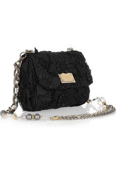 Lace Dolce & Gabbana bag
