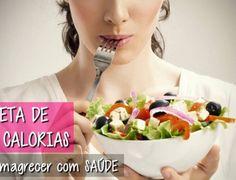 Dieta de 1200 calorias para emagrecer com saúde