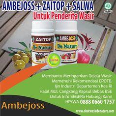 Obat Herbal Ambejoss & Salep Salwa DE NATURE Untuk Solusi Penyakit: - Wasir - Ambeien - BAB Sakit - BAB Berdarah - Benjolan Di Anus - Susah BAB - Anus Sakit / Perih / Panas - Dan berbagai keluhan wasir / ambeien lainnya. Juice Bottles, Drinks, Diagram, Drinking, Beverages, Drink, Beverage
