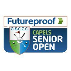 Golf & Countryclub Capelle organiseert alweer voor de tiende keer op rij het unieke, prestigieuze, nationale, Futureproof Capels Senior Open golftoernooi voor teams in 2020! Golf, Logos, Logo, Turtleneck