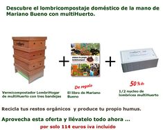 Fabricantes de mesas y cajones de cultivo - multiHuerto