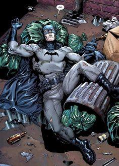 Batman By #olloo