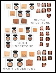 How to choose your Younique color match! Love your color guarantee! Younique Color Match, Younique Foundation Colors, Younique Touch, Mineral Foundation, Cool Undertones, Warm Undertone, Scarlet, Pressed Powder Foundation, 3d Mascara
