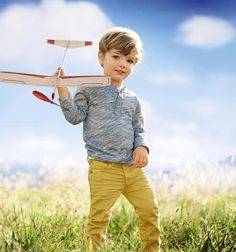 Baby Gap mustard jeans and light wash shirt Toddler Swag, Toddler Boy Fashion, Cute Kids Fashion, Toddler Boy Outfits, Toddler Boys, Kids Boys, Baby Kids, Kids Outfits, Little Man Style