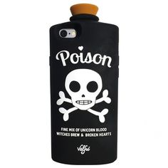 Poison 3D iPhone 7 Case by Valfré | Valfré