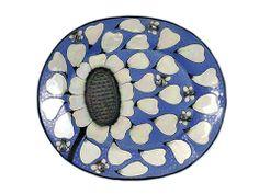 BIRGER KAIPIAINEN Ceramic Decor, Ceramic Plates, Fine Porcelain, Porcelain Ceramics, Slab Pottery, Plant Illustration, Art And Technology, Ceramic Artists, Scandinavian Design