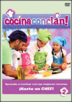 Cocina con Clan. Juny 2016