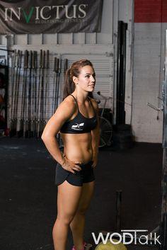 One of my favorite crossfit women. She is a true inspiration.