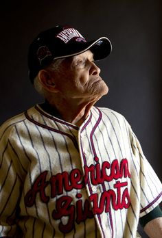 """Native San Diegan Walter """"Mac"""" McCoy, 92, was a starting pitcher for the Negro Leagues' Chicago American Giants and later for the Kansas City Monarchs."""