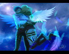 Levi & Petra | Shingeki no Kyojin / Attack on Titan