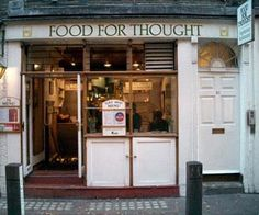 Food for Thought, London           Google Image Result for http://static.urbanpath.com/photos/london/food-for-thought.jpg