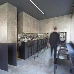 6T7 Espai Cafe Interior by MSB Estudi Taller   Restaurant Design #architecture #interiordesign