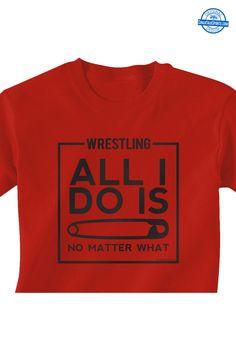05e9146b 35 Best Wrestling T-Shirts images in 2017 | Wrestling shorts, Shirt ...