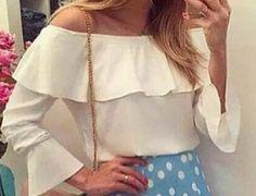 blusas limonni dama campesinas elegantes mujer colores 054