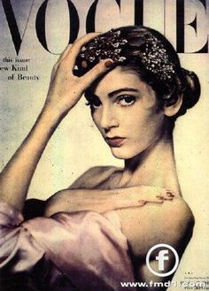 Carmen Dell'Orefice - Model