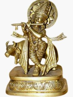 https://www.etsy.com/listing/199289790/lord-krishna-brass-statue-playing-flute?