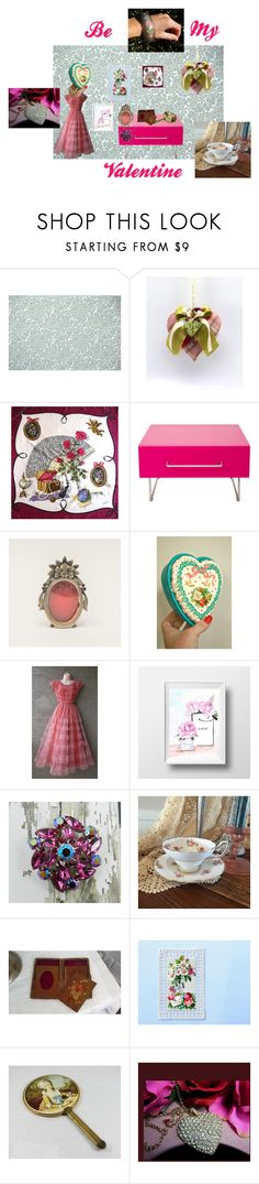"""""""Valentines Day Gift"""" by starshinevintage ❤ liked on Polyvore featuring Cappellini, Caso and vintage"""
