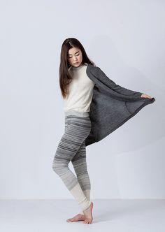 Cardigans – Alpaca wool cardigan woman S M L size – a unique product by Ingugu on DaWanda