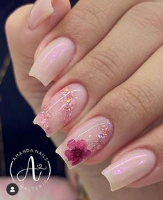 Snowflake Nail Design, Heart Nail Designs, Aycrlic Nails, Swag Nails, Best Acrylic Nails, Acrylic Nail Designs, Gorgeous Nails, Pretty Nails, Nail Salon Design
