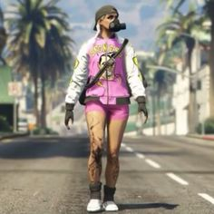 Discover recipes, home ideas, style inspiration and other ideas to try. Gta 5 Pc, Gta 5 Online, Girl Outfits, Female Outfits, Girl Online, Grand Theft Auto, Game Character, Female Characters, Ps4