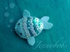 felt fish - Google Search