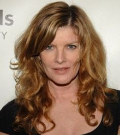 Here's the proof long curls & a bang can be done! Rene Russo, Long Curls, Long Locks, Lady And Gentlemen, Vespa, Bangs, Bing Images, Gentleman, Actresses