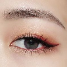 Cat eye with a punch