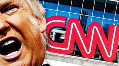 CNN staff fear for their safety as President Trump& supporters threaten them and their families. In Poland, Trump continued to ratchet up his rhetoric against the network. Rupert Murdoch, Chris Cuomo, Online Stories, Freedom Of The Press, New York Post, Troll, Anxiety, 52 Weeks, Ratchet