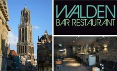 Walden, Utrecht Utrecht, Restaurant Bar, Empire State Building, San Francisco Ferry, Travel, Voyage, Trips, Traveling, Destinations