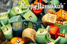 Hanukkah Sameach ✡ חנוכה שמח