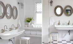 Interiors,Lifestyle,Travel,Architecture,Food Photographer - VIGNETTES - 4, shelves under window, trough sink for 3