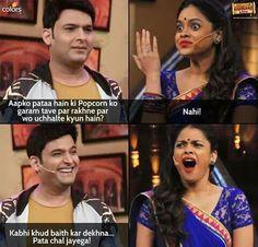 Kapil Sharma funny bites