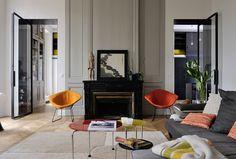 modern renovation,modern apartment,Pierre Minassian, Apartment renovation