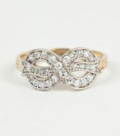 Catbird :: shop by category :: JEWELRY :: Wedding & Engagement :: Diamond Bow Ring