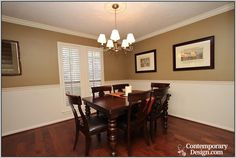 chair rails covering area using rail efficiently lends painting ideas dining room
