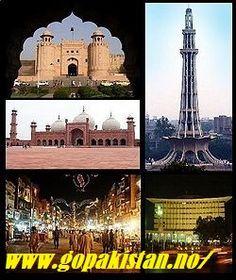 #Lahore #Monuments