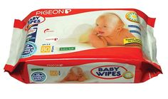 Pigeon Baby Wipes Refill Buy Online at lowest price in India: BigChemist.com
