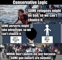 "Conservative ""Logic"""