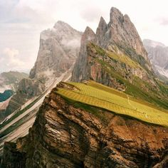 Dolomites Mts, Italy