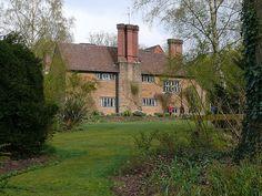 Munstead Wood house - E.L. Lutyens