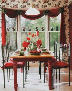 Dining Room Window Treatment Ideas | Dining window treatments ...