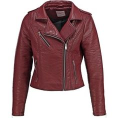Kurtka damska Vero Moda - Zalando Leather Coats, Leather Jacket, Boho, Jackets, Fashion, Studded Leather Jacket, Down Jackets, Moda, Leather Jackets