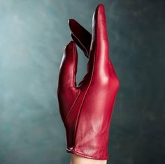 Yellow Gloves, Red Gloves, Long Gloves, Leather Gloves, Leather Men, Red Leather, Bespoke Tailoring, Second Skin, Stiletto Heels