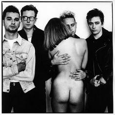 """""""Best of Corbijn"""" by LEUCHTEND GRAU +++ Depeche Mode"""