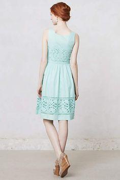 Bottlegreen Dress