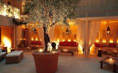 Patio - The Margi Hotel in Athens, Greece